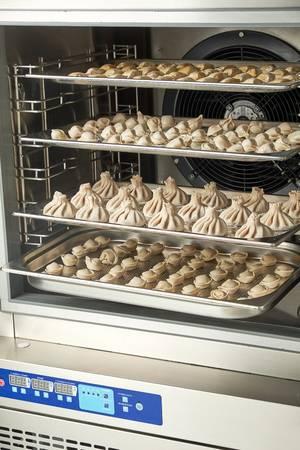 Шкафы шоковой заморозки